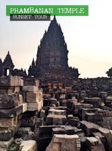 Prambanan Temple - Ruins