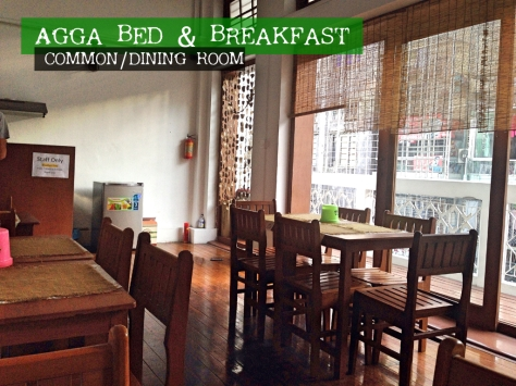 Agga Bed and Breakfast - Common Room.jpeg