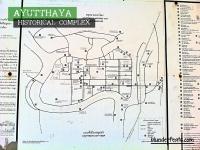 ayutthaya-thailand-map
