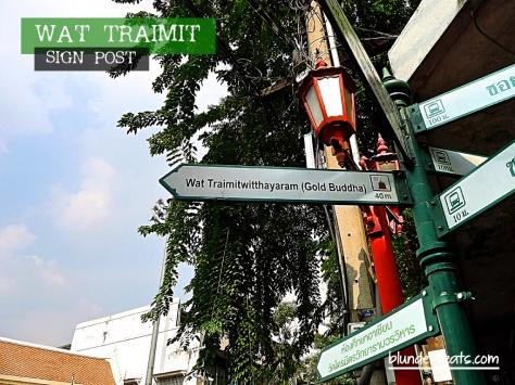 Bangkok, Thailand - Wat Traimit Signpost.jpeg