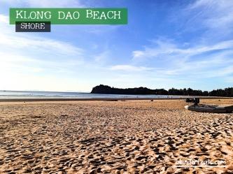 Koh Lanta, Thailand - Klong Dao Beach