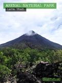 La Fortuna, Costa Rica - Arenal Volcano 1