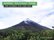 La Fortuna, Costa Rica - Arenal Volcano 2