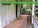 Phraya Ratsadanupradit Museum - Balcony