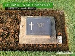 Chunkai War Museum, Kanchanaburi, Thailand - Unknown War Hero