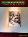 Hellfire Pass Museum, Kanchanaburi, Thailand - POW Artwork